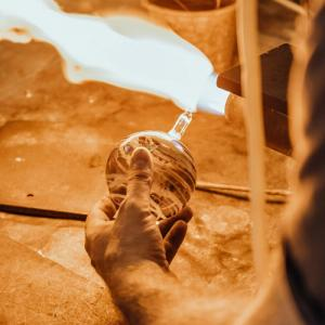 Philadelphia Glass Pendant Making Class