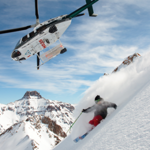 Helicopter Skiing in Telluride in Denver