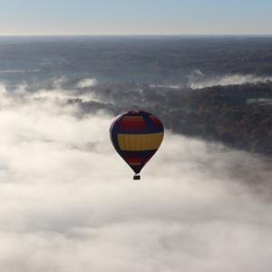 Private Balloon Ride near Columbus