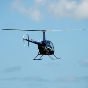 Learn to Fly a Helicopter in Detroit