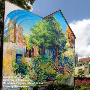Mural Art Walking Tour in Philadelphia