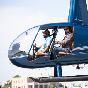 Extreme Heli Tour through New Orleans