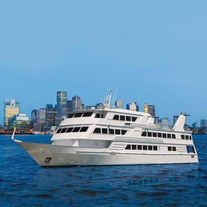 Yacht for Boston Gourmet Brunch Cruise