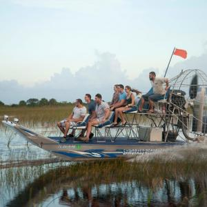 Private Everglades Airboat Tour
