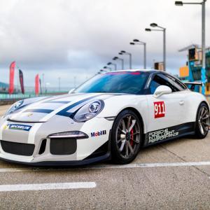 Ft Lauderdale Race a Porsche 911 GT3 Experience