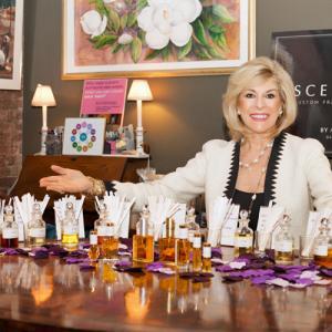 Custom perfume design experience