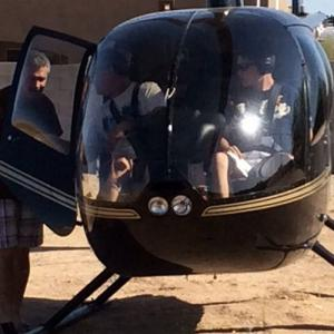 Helicopter Flight Lesson near Sacramento