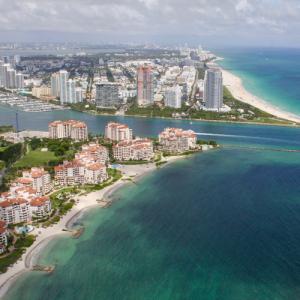 Air Tour of South Florida