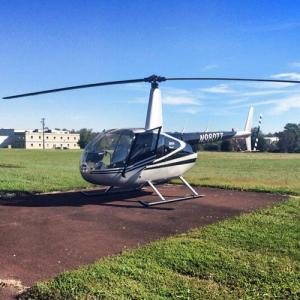 New Jersey Helicopter Tour for 2+
