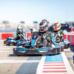 Go-Kart Racing Experience in Las Vegas