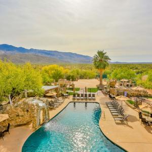 Outdoor Pool in Tucson