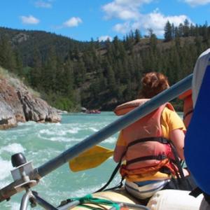 Rafting - South Fork American in Sacramento