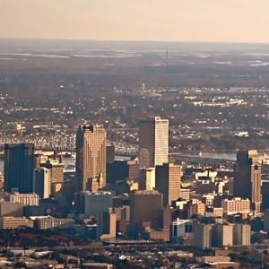 Wine and Cheese Aerial Tour in New Orleans