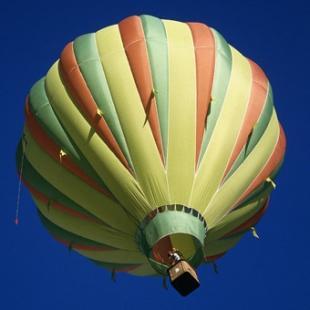 Hot Air Balloon Ride in Kansas City