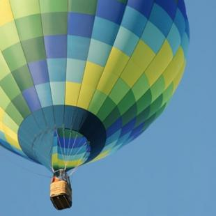 Hot Air Balloon Ride in Salt Lake City