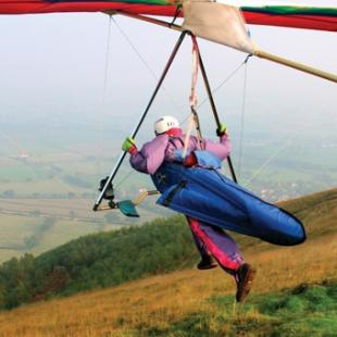 Learn to Hang Glide Class in San Antonio