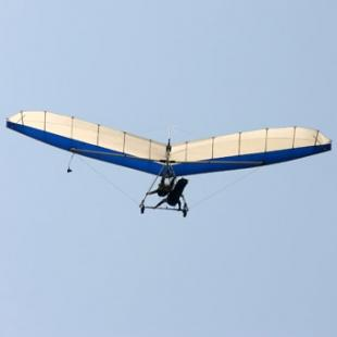 Tandem Hang Gliding Flight in Columbus