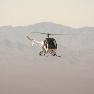 Learn to Fly a Helicopter in Las Vegas
