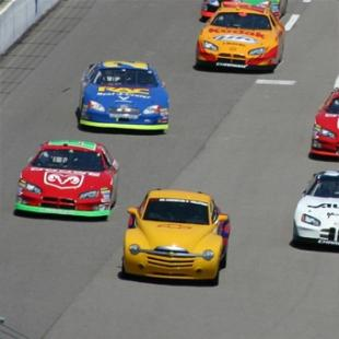 Stock Car Ride Along Thompson International Speedway