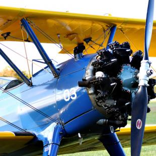 Fly a Biplane
