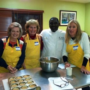 Private Cooking Class in Cleveland