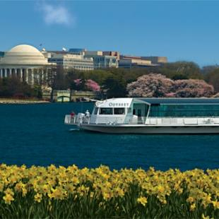Washington DC Gourmet Lunch Cruise