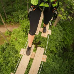 Zip Lining Near Dallas