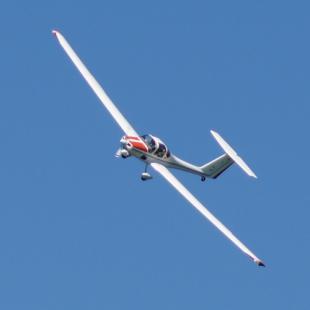 Scenic Glider Ride near San Antonio