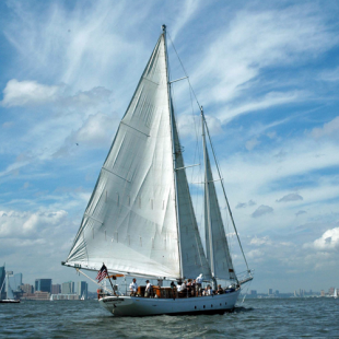 Taste Wine on Sail in NYC