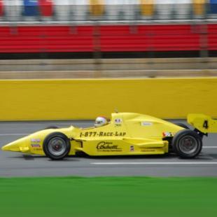 Race an Indy Car in North Carolina