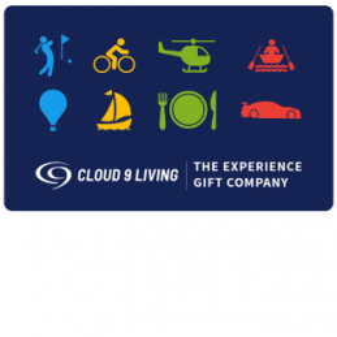 Cloud 9 Living Gift Certificate