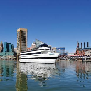 Cruise for Lunch on the Baltimore Harbor