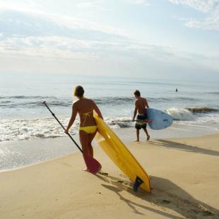 Virginia Beach Paddleboarding