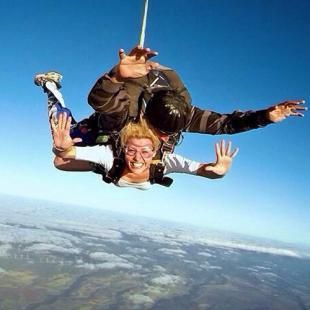 Tandem Skydiving near Orlando