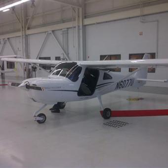 Fly a Cessna 162