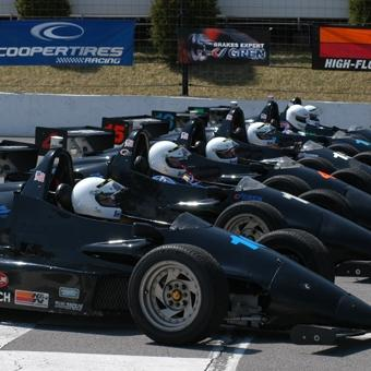 Formula 2000 Racing in Richmond