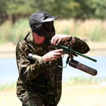 Ultimate Paintball in Houston