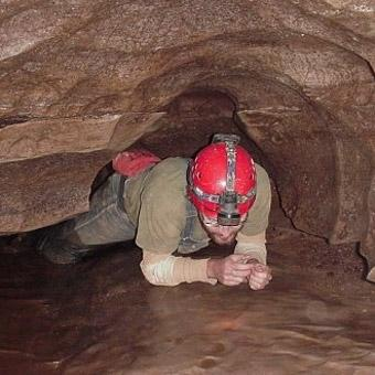 Caving Adventure for 6 in Indianapolis
