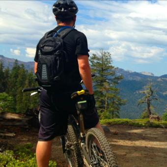 Tahoe National Forest Bike Tour