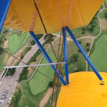 Aerobatic Thrill Ride near Minneapolis