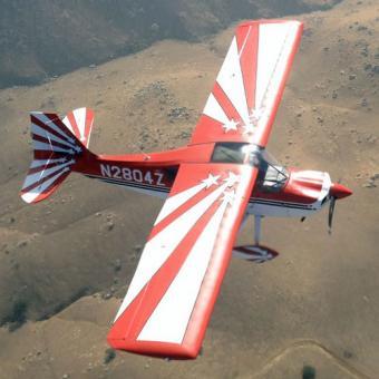 Aerobatic Adventure in a Decathlon
