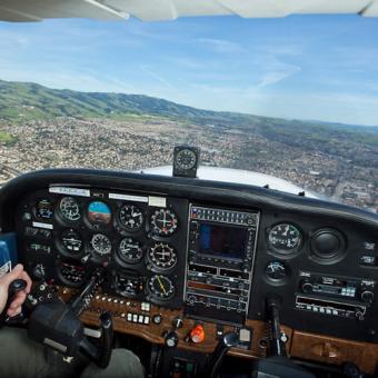 Flight Lesson in San Jose