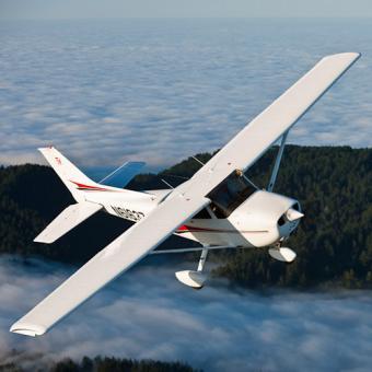 Plane Ride over Big Sur