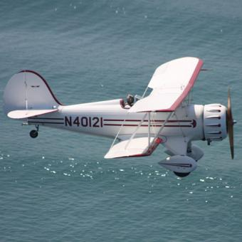 Aerobatic Biplane Ride in the Outer Banks