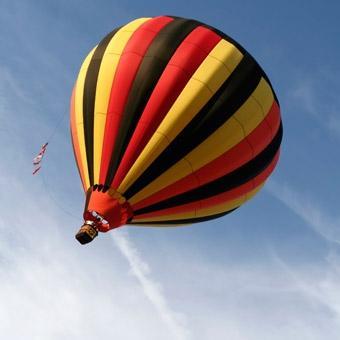 Hot Air Balloon Ride AIR-CLE-0003