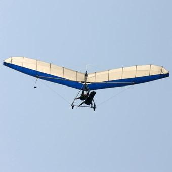 Tandem Hang Gliding Flight in Cincinnati