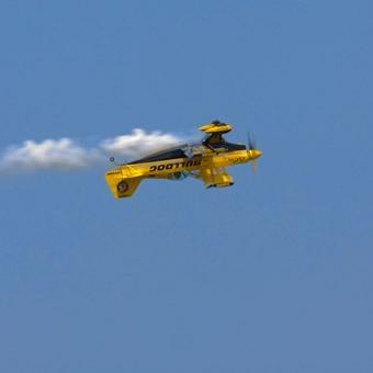 Aerobatic Thrill Ride in Dallas