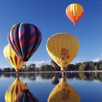 Hot Air Balloon Ride AIR-ORL-0012