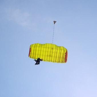 Tandem Skydiving in Indianapolis