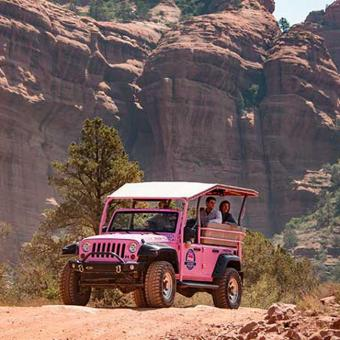 Ancient Ruins Jeep Tour near Phoenix